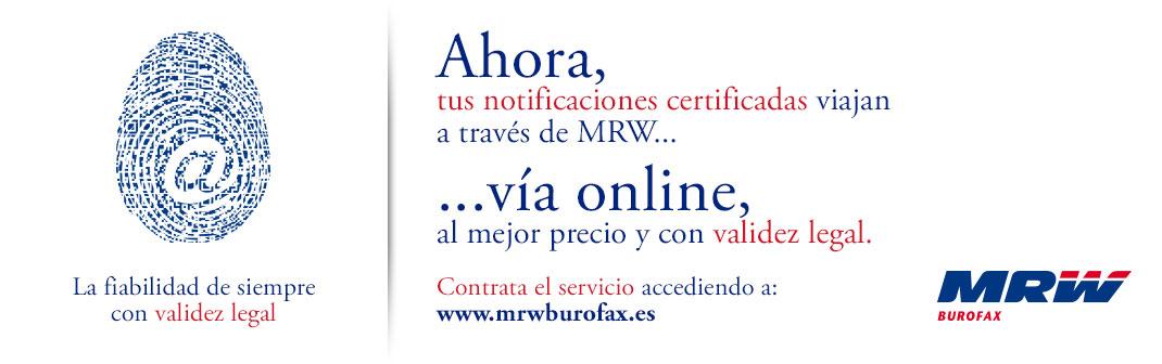 MRW - MRW Burofax